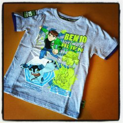 Ben 10 - Short Sleeve Shirt