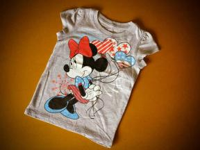 Minnie Mouse - Short Sleeve Shirt