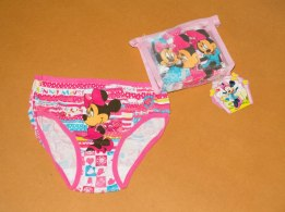 Minnie Mouse Underwear