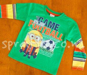 Minion - Football - Long Sleeve Shirt
