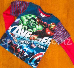 Avengers - Long Sleeve Shirt