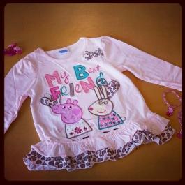 Girls Peppa Pig Tunic