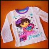 Dora - Long Sleeve Top