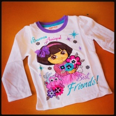 Dora - Long Sleeve Top