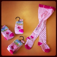 Peppa Pig Tights/Stockings