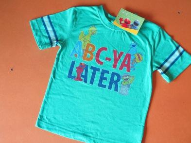 Sesame Street - Short Sleeve Shirt