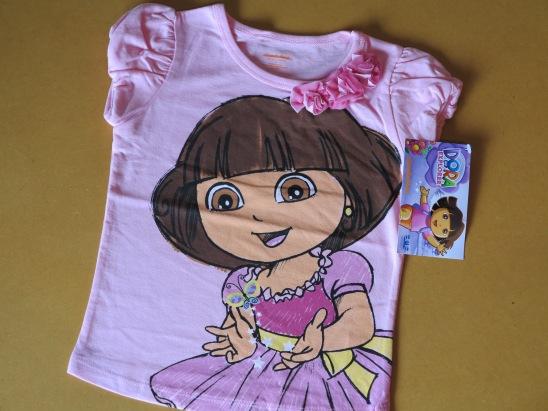 Dora - Short Sleeve Shirt