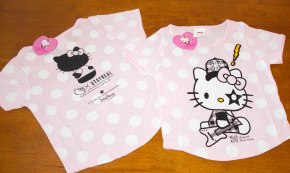 Hello Kitty Rock n Roll T'Shirt