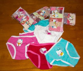 Hello Kitty - Girls Underpants