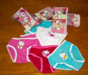 Hello Kitty - Girls Underpants