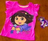 Dora - Rock - Short Sleeve Shirt