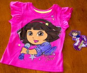 Dora - Rock - Short Sleeve Shirt