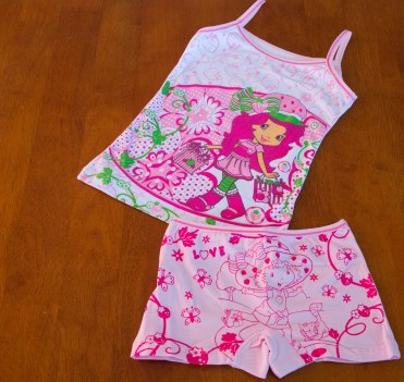 Strawberry Shortcake - Cami Set