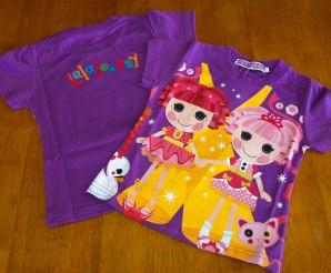 Lalaloopsy - Purple Shirt