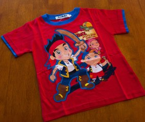 Jake & The Neverland Pirates - Shirt