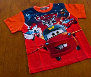 Cars Toon - Shirt