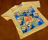 Despicable Me2 - Shirt - Yellow
