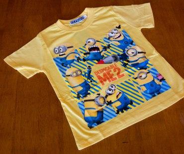 Despicable Me2 - Shirt - Yellow