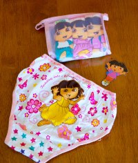 Dora - Underpants - 3 Pack
