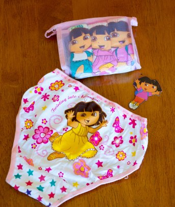 Dora - Underpants - 3 Pack