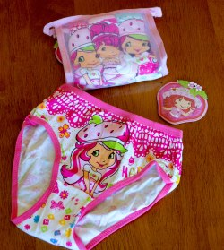 Strawberry Shortcake - Underpants - 3 Pack