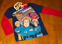 Fireman Sam - Long Sleeve Shirt