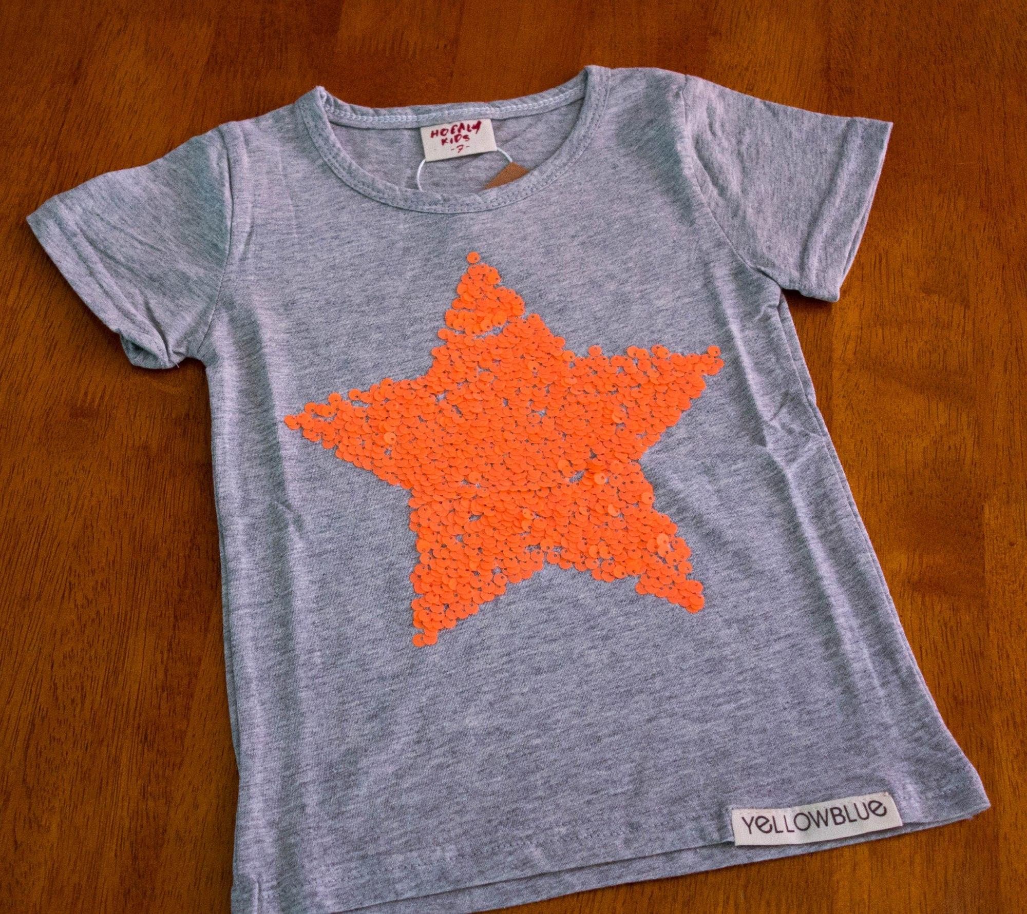 Star Sequin Shirt