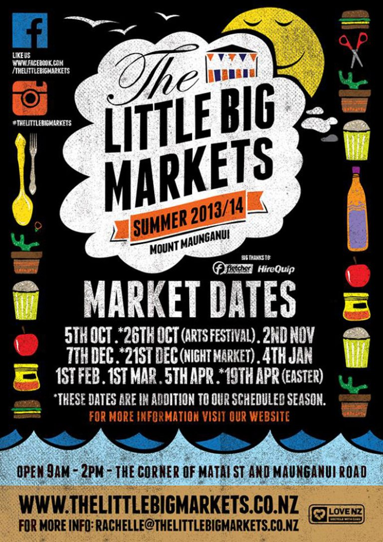 little big markets mount maunganui