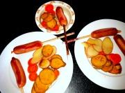 Hot Dogs & Vege