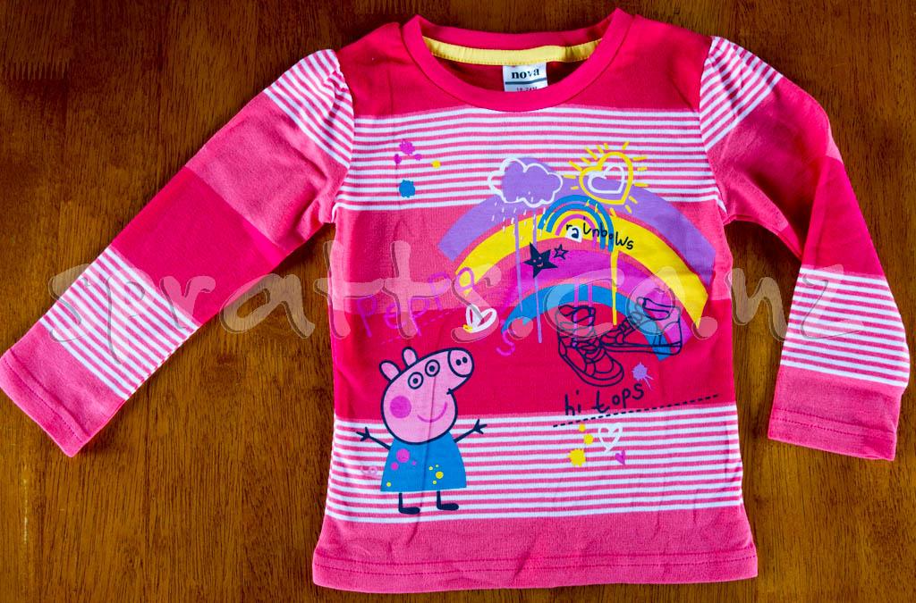 Peppa Pig Rainbow