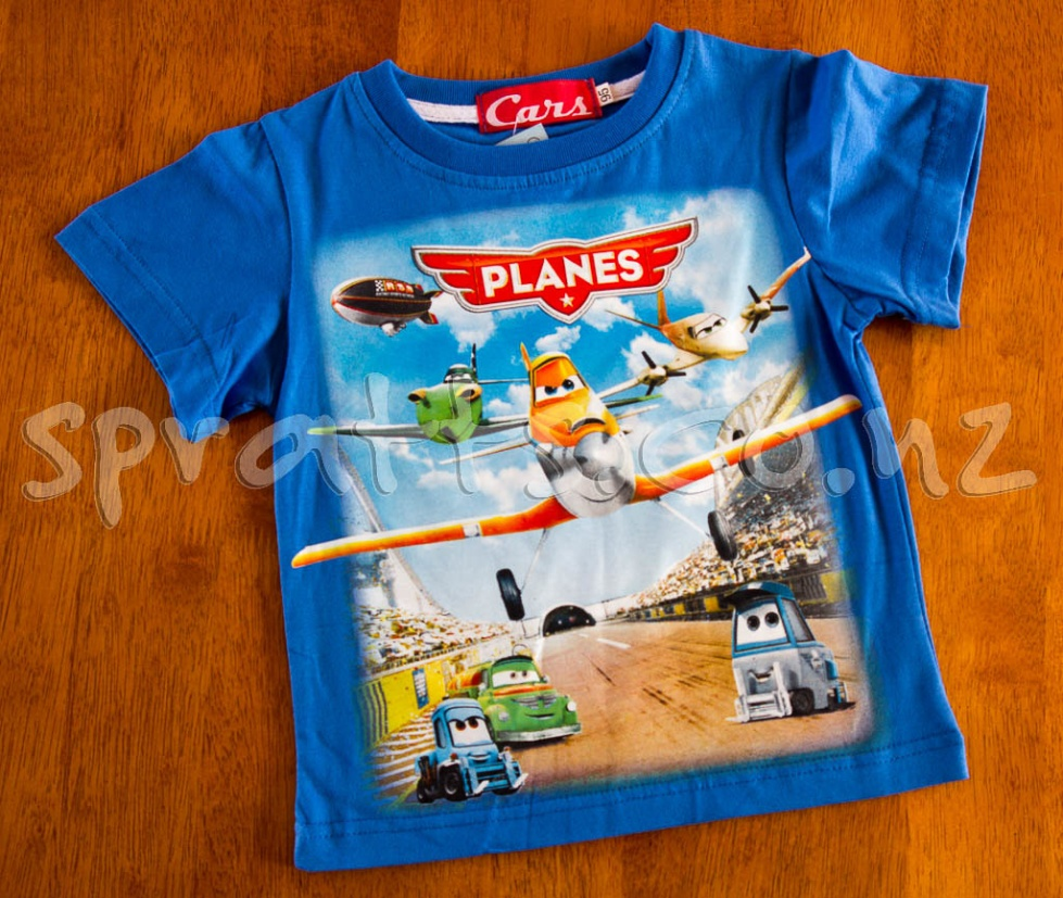Planes (Dusty) T-Shirt